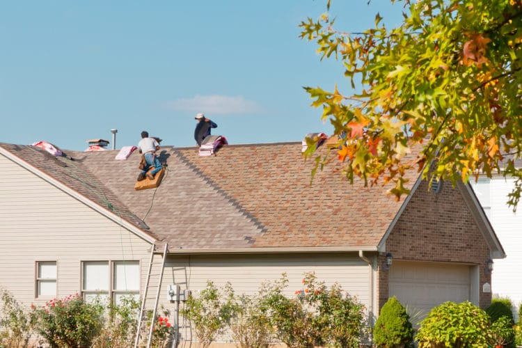 Insurance to help your roof repair