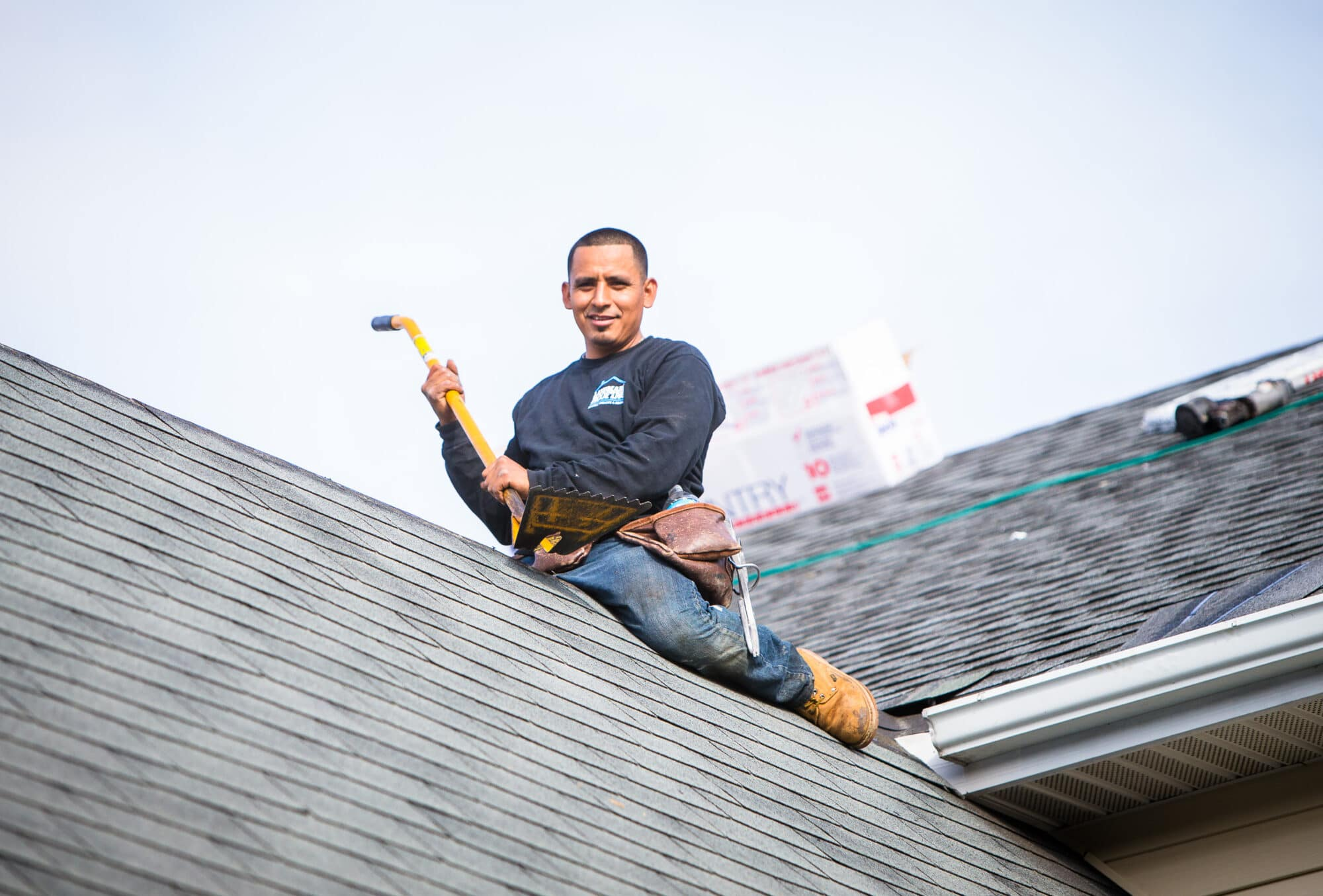 Do You Need a New Roof, or Just a Roof Repair? - Landmark Roofing