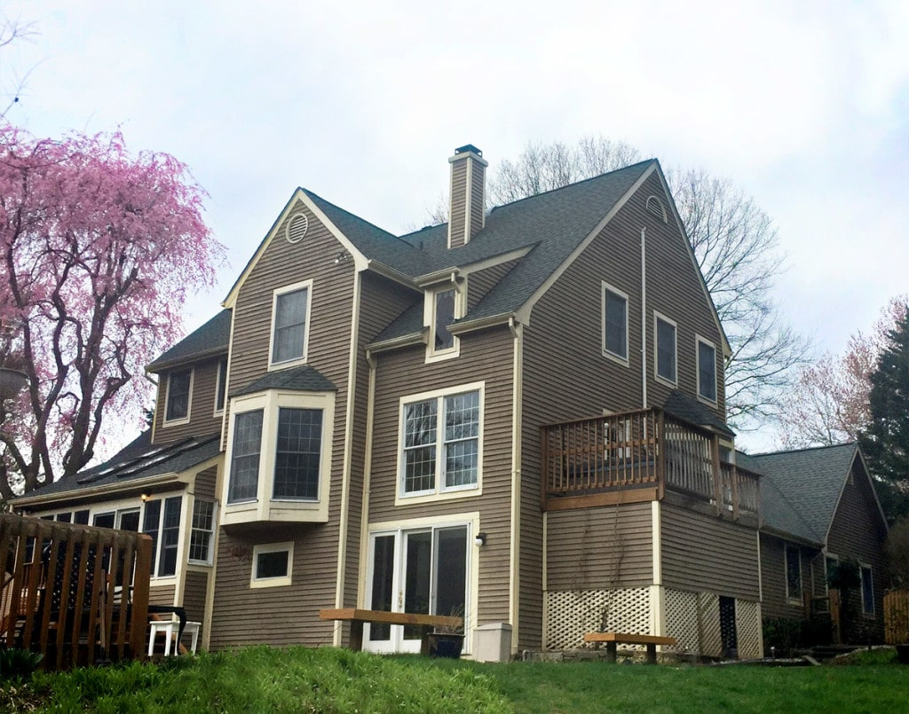 summer roof maintenance