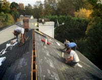 new roof or just a roof repair