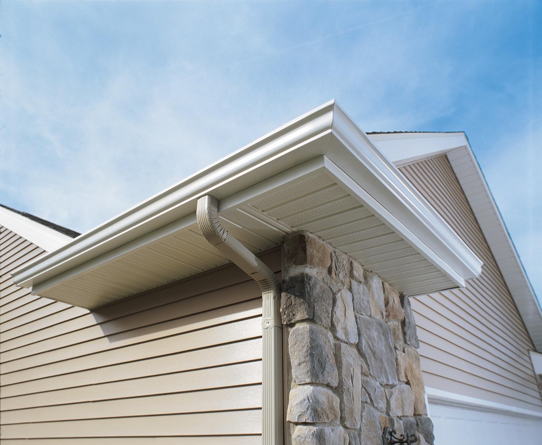 Landmark Roofing Annapolis Gutter