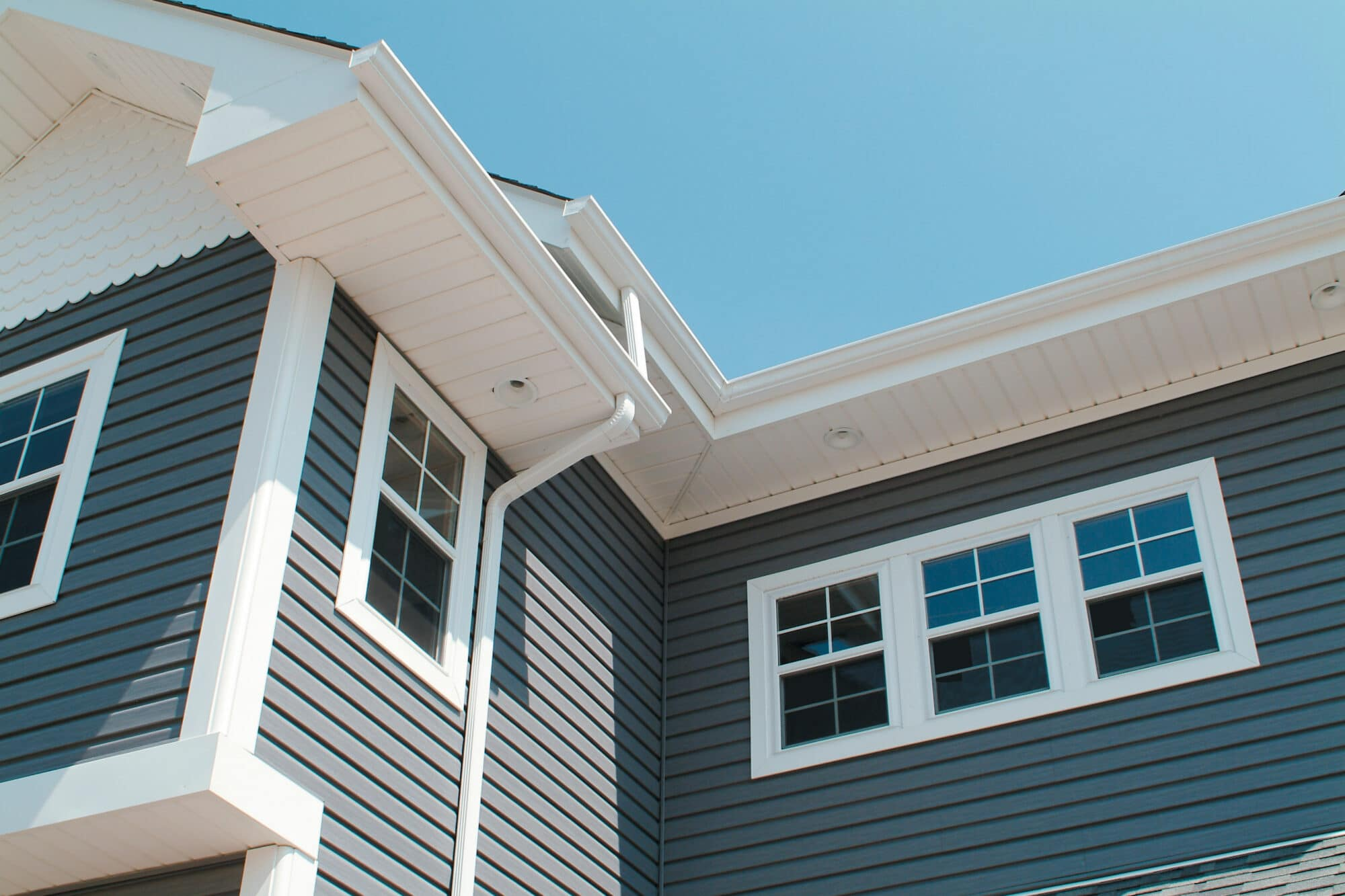 Gutter Landmark Roofing Annapolis