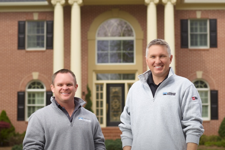 Meet the Faces Landmark Roofing