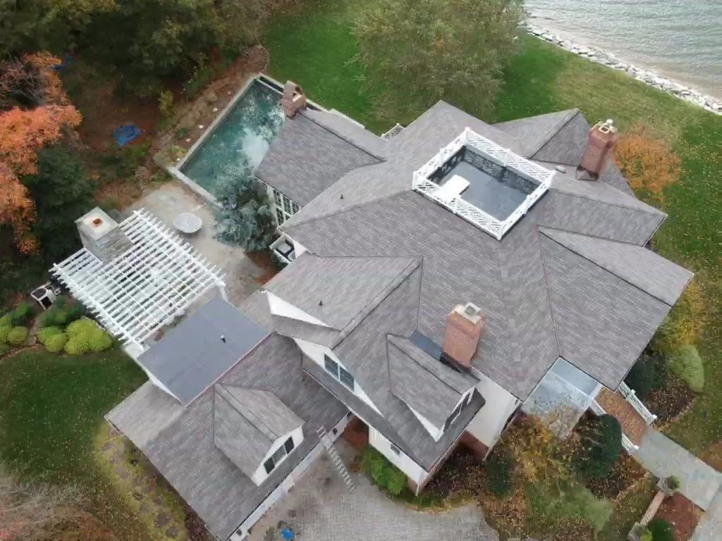 Annapolis House Landmark Roofing