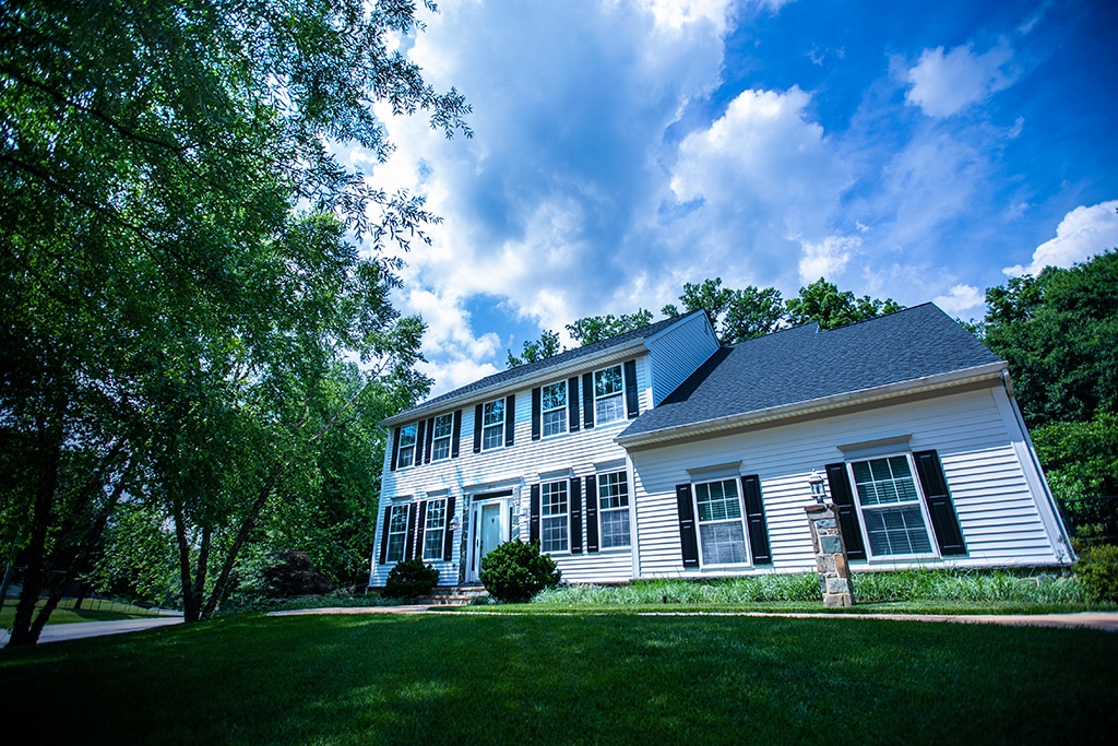 Landmark Roofing House Image Annapolis