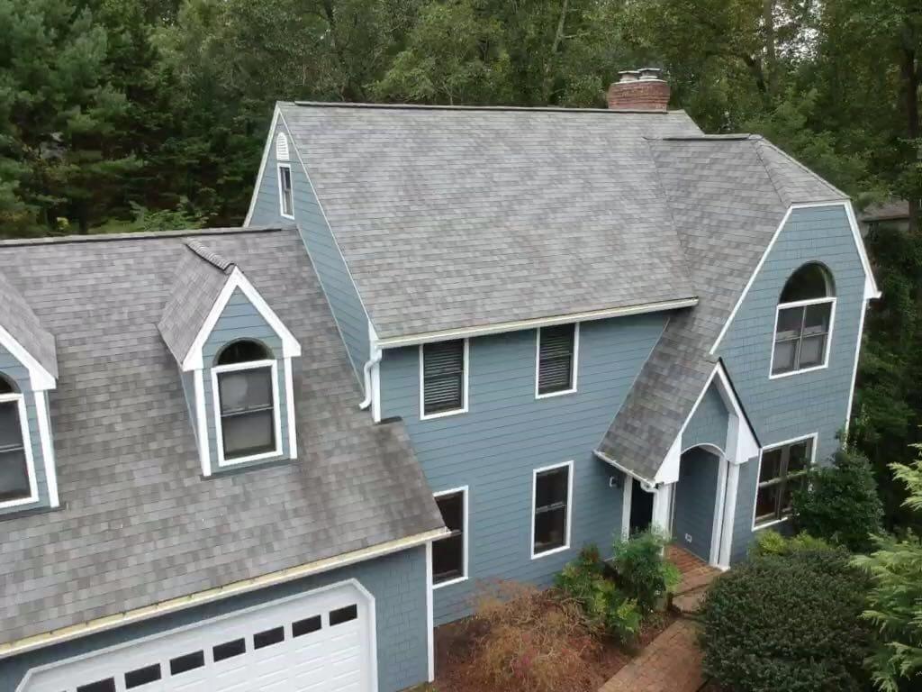Johnston roofing After
