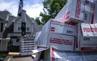 Roofing Supply Delivery