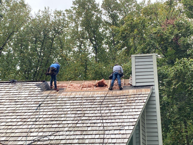 roof refinancing